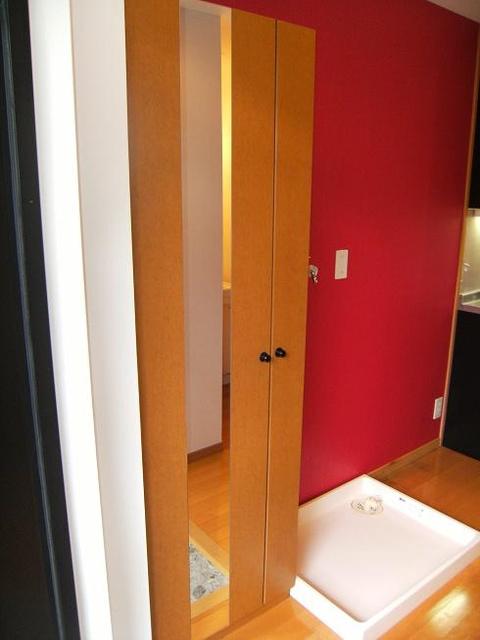 さくら館 / 210号室玄関