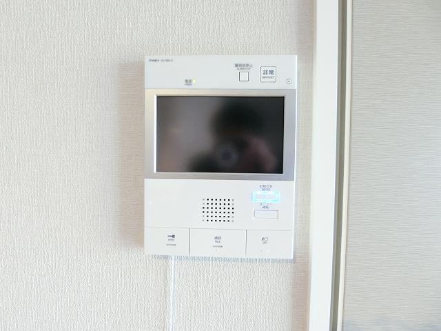 コノハナテラス / 203号室セキュリティ