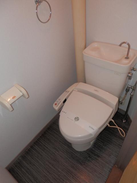 エクセレント塩浜 / 303号室トイレ