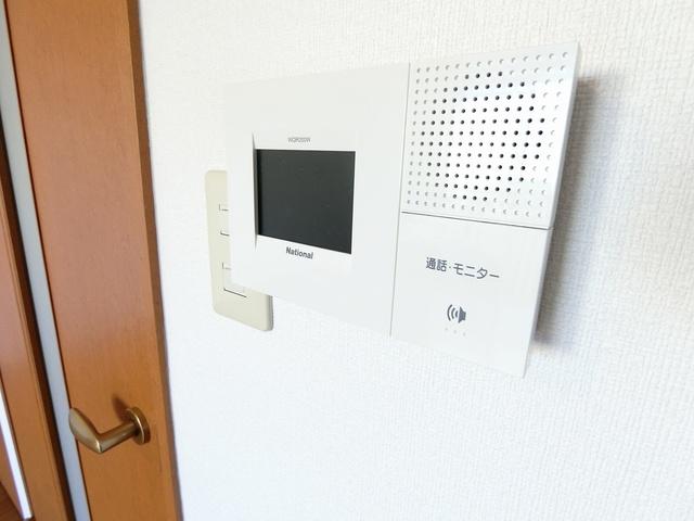 すばる館 / B-106号室セキュリティ