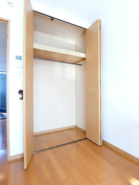 さくら館 / 207号室収納