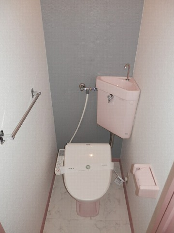 パロッセ綾 / 105号室トイレ