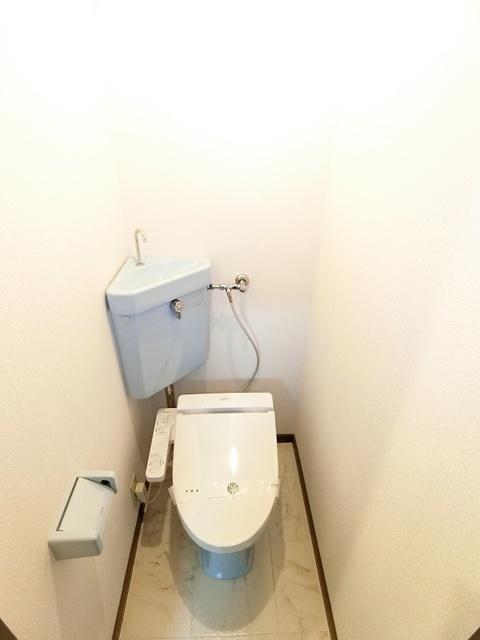 パロッセ綾 / 203号室トイレ