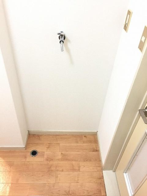 綾の家 / N-110号室洗面所