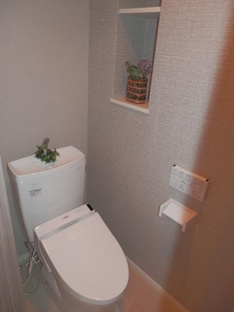 オータムレーベンⅡ(ペット共生) / 602号室トイレ