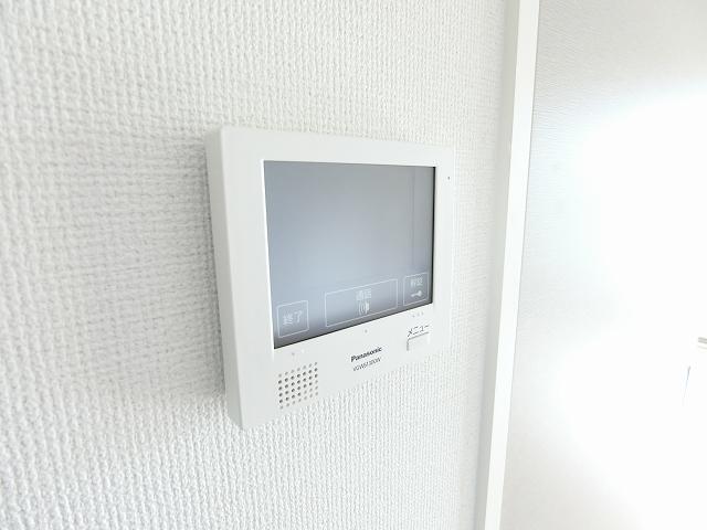プレアタウン河東 / B-202号室セキュリティ