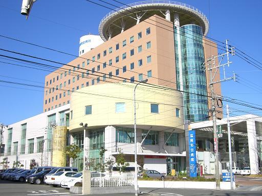 総合病院の和白病院です!