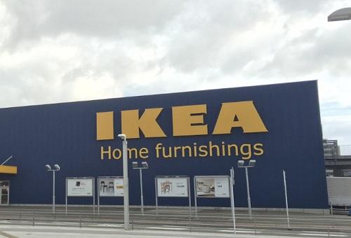 IKEA福岡新宮。新宮の代名詞とも言える施設が近くにございます!