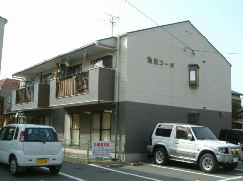 池田コーポ / A-201号室