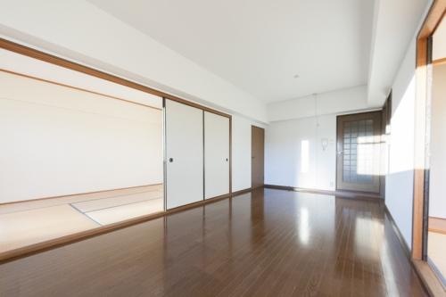 シャトレ博多南 / 305号室リビング