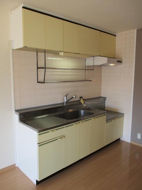 シャトレYK / 305号室キッチン