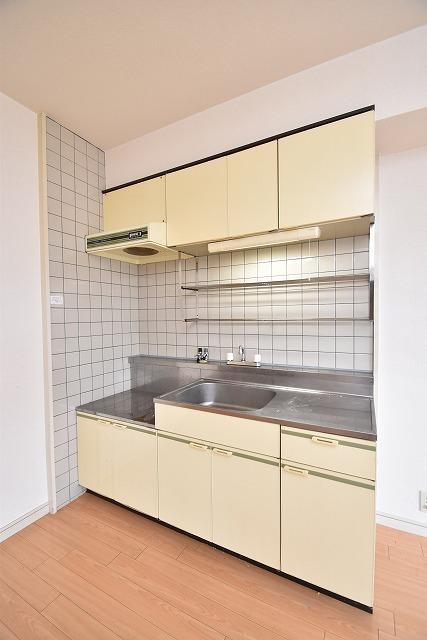 アメニティ12 / 203号室キッチン