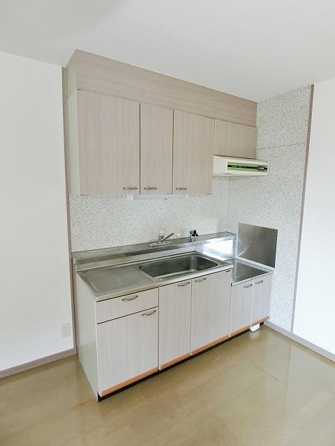 ティアラコートLily / 202号室キッチン