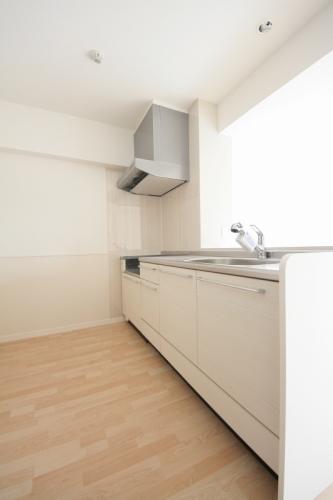 パステーク / 502号室キッチン
