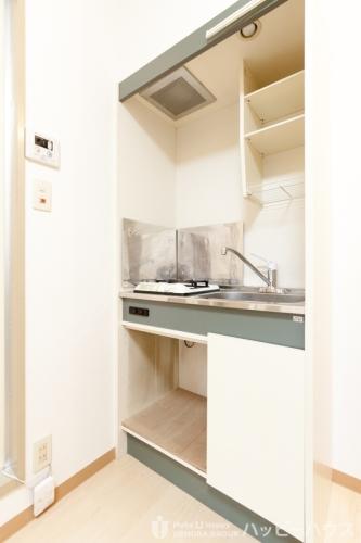 アドヴァンス昇町エイト / 205号室キッチン