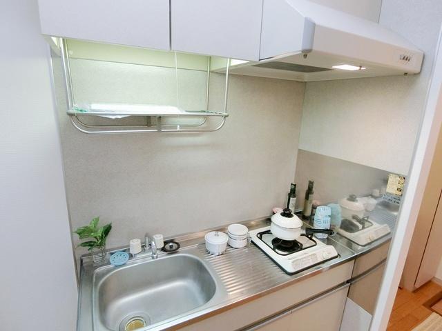 百楽館(犬・猫可) / 103号室キッチン