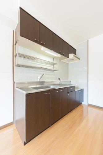 レークサイドパーク2 / 201号室キッチン