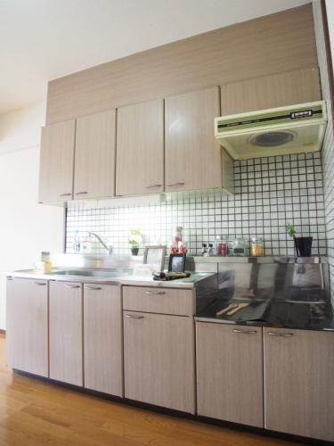 サンリバー博多南 / 402号室キッチン