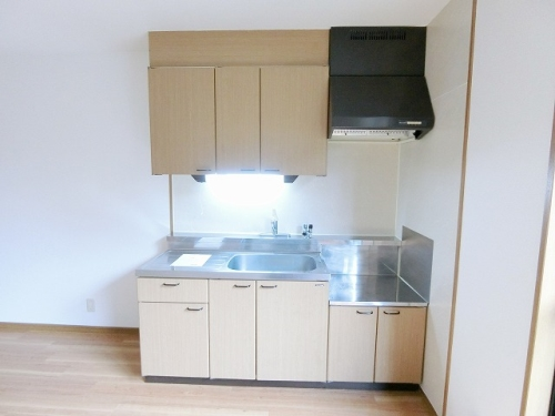 ティアラ長野 / 103号室キッチン
