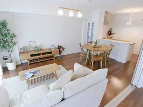 グラン ソレイユ / 403号室キッチン