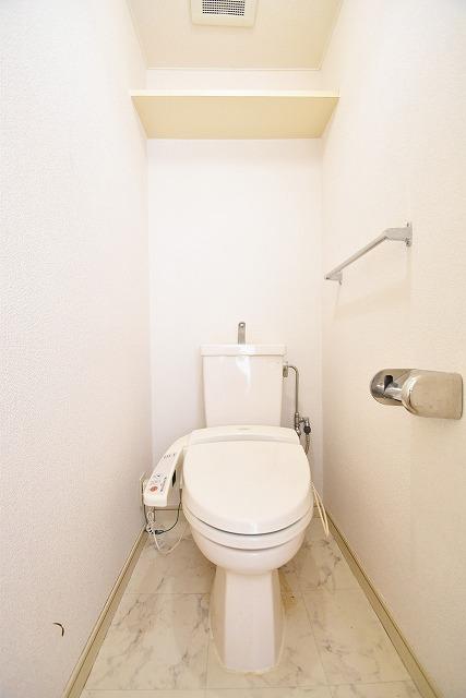 アメニティ12 / 203号室トイレ