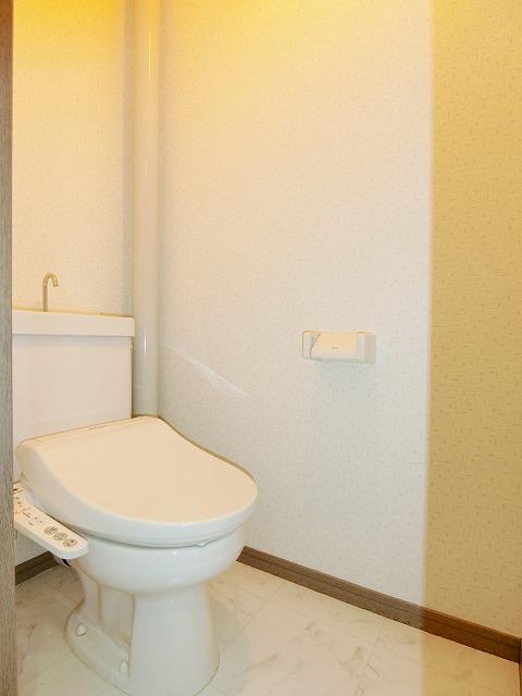 ティアラコートLily / 202号室トイレ