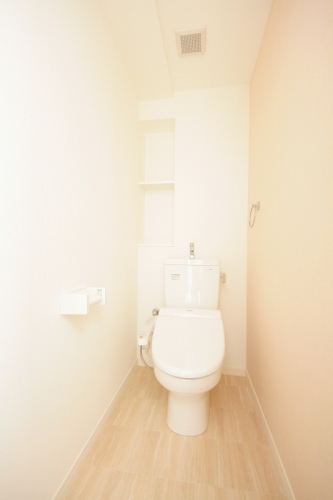 パステーク / 502号室トイレ