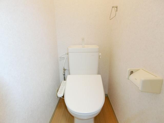 百楽館(犬・猫可) / 202号室トイレ