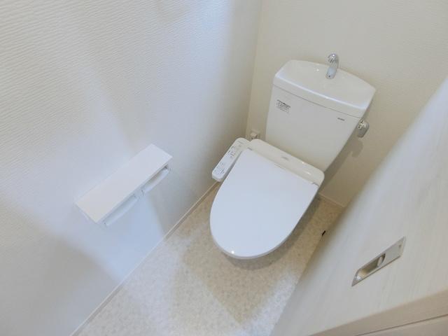 ブルーム(犬・猫可) / F棟号室トイレ