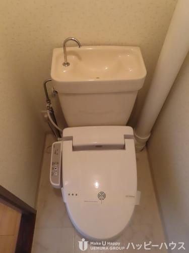 レークサイドパーク / 302号室洗面所
