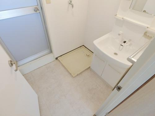 レークサイドパーク / 403号室洗面所