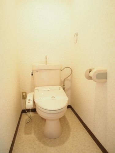 サンリバー博多南 / 402号室トイレ