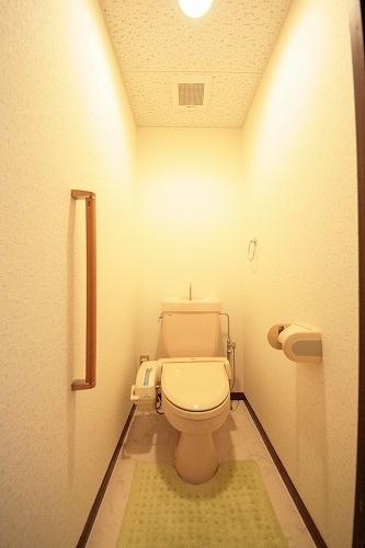 サンリバー博多南 / 702号室トイレ