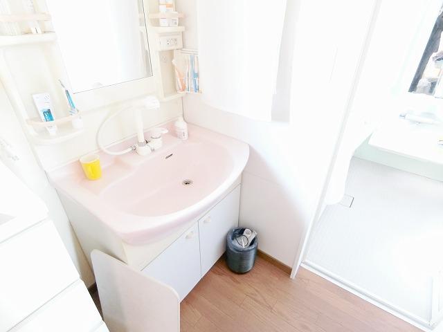 一の谷3丁目貸家 / 1号室洗面所