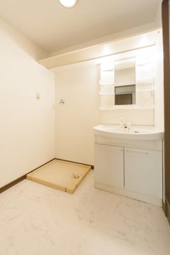 シャトレ博多南 / 305号室洗面所