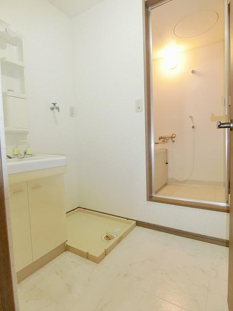ティアラコートLily / 202号室洗面所