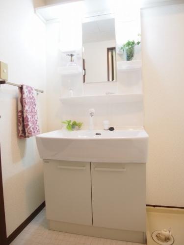 サンリバー博多南 / 402号室洗面所