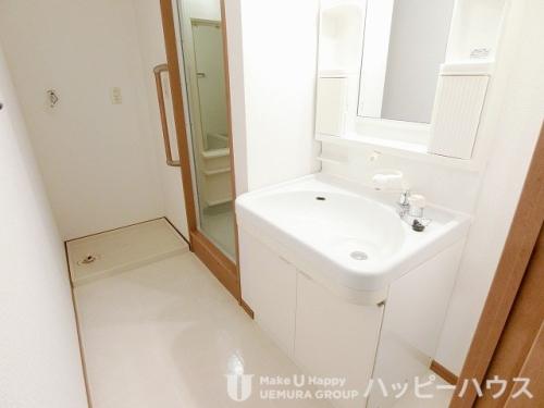 フレグランス春日 / 402号室洗面所