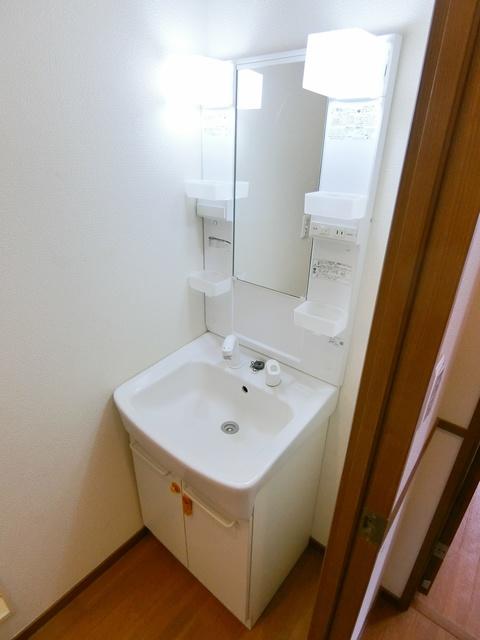 タウンハウス メイ(犬・猫可) / 202号室洗面所