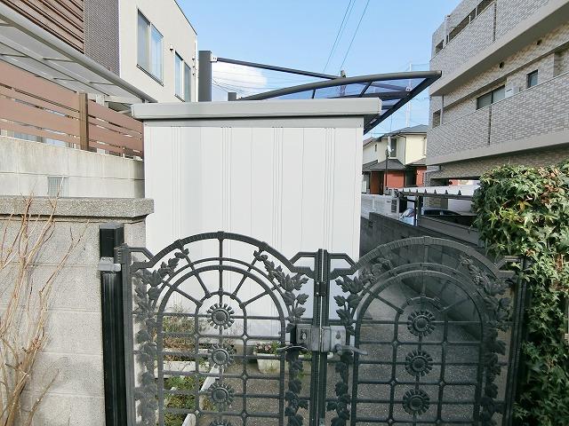 一の谷3丁目貸家 / 1号室トイレ