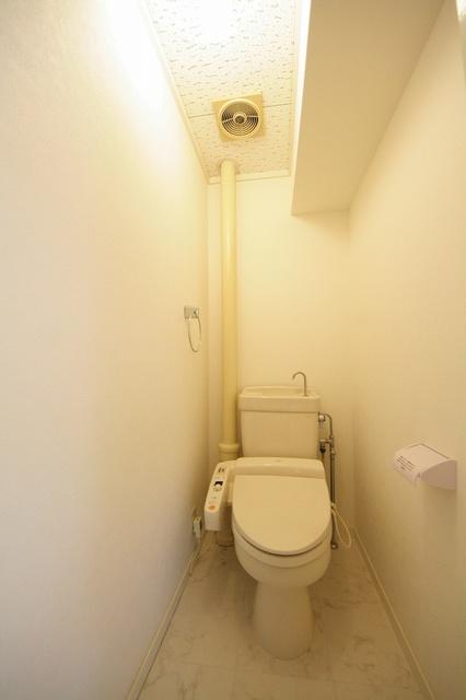 ハイムあかしや / 106号室トイレ