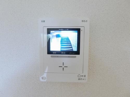 ティアラ長野 / 103号室セキュリティ