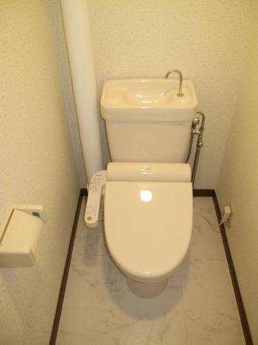 シャトレYK / 305号室トイレ