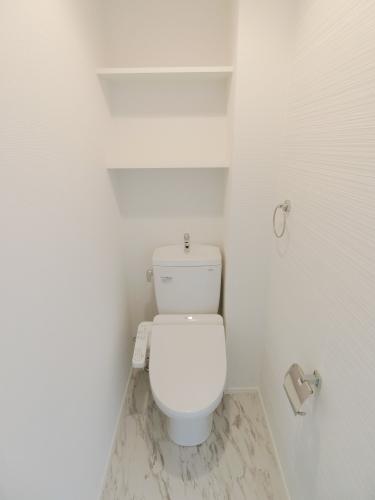グラン ソレイユ / 201号室トイレ
