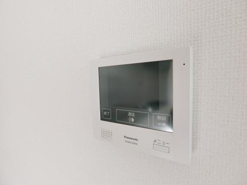 グラン ソレイユ / 205号室セキュリティ