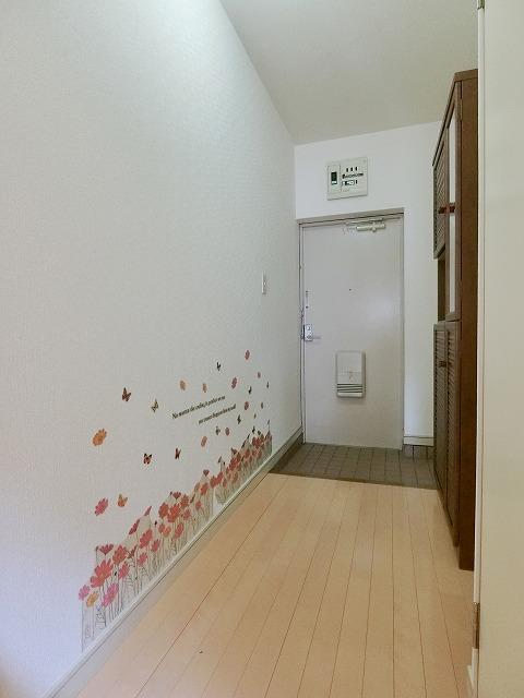 アメニティ12 / 203号室玄関