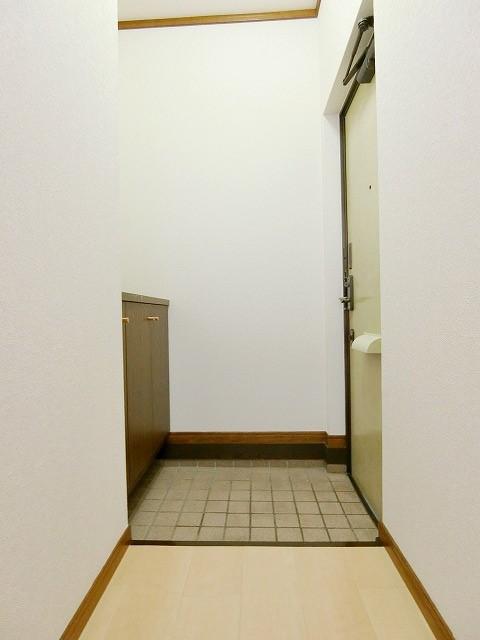 シャイニープラッツ(ペット可) / A202号室玄関
