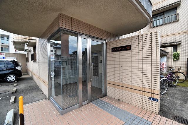 アメニティ12 / 203号室エントランス