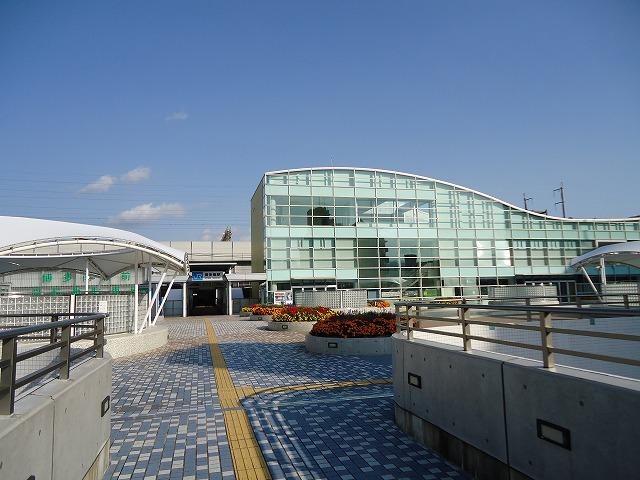 JR博多南駅