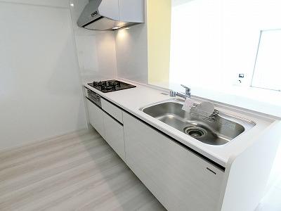ウェスタ久留米けやき通り / 1-803号室キッチン